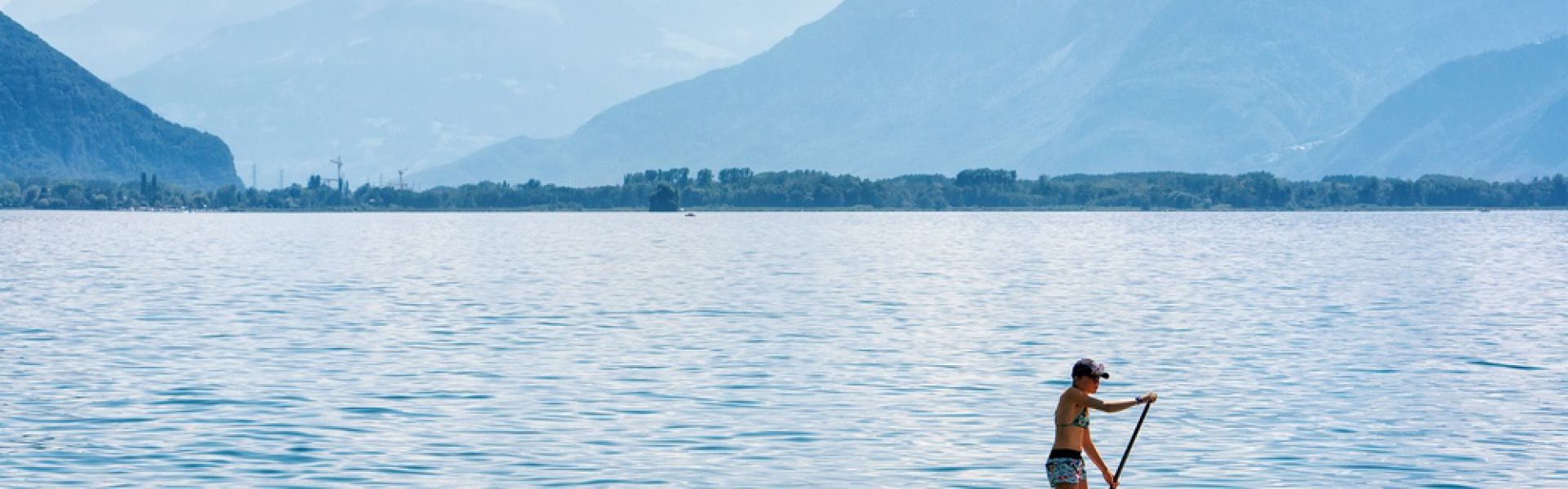 The Lake Geneva's area proposes numerous activities