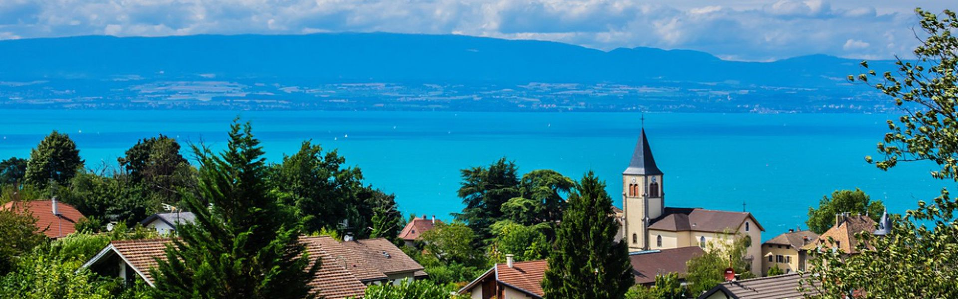 Evian real estate DE CORDIER IMMOBILIER