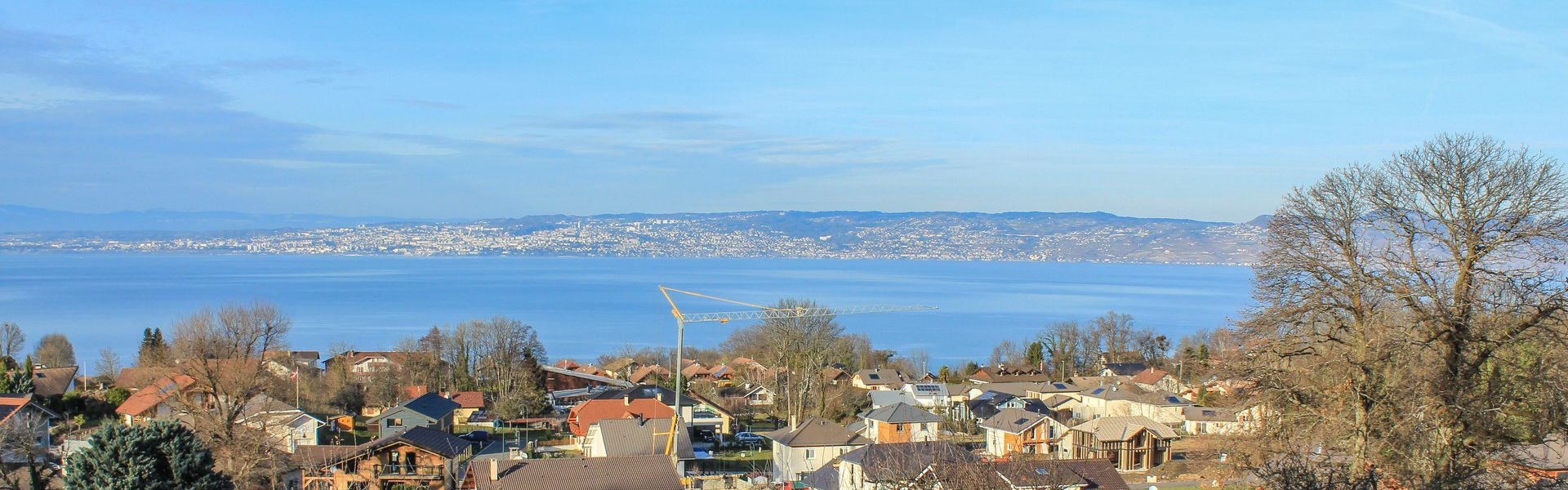 Maxilly-sur-Leman, a very lively town