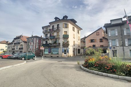 2-room apartment in Neuvecelle SOLD by DE CORDIER IMMOBILIER Evian