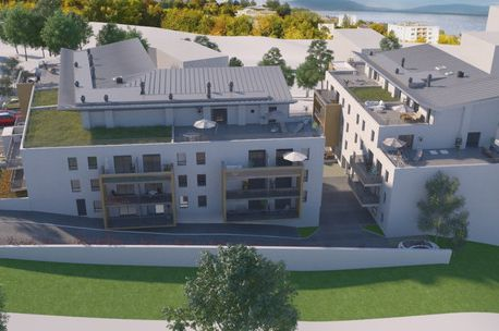 2-room apartment SOLD by DE CORDIER IMMOBILIER Evian