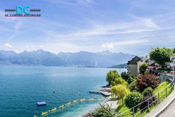 Buy a house on Lake Geneva DE CORDIER IMMOBILIER REAL ESTATE EVIAN