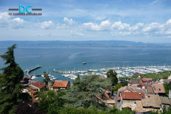 Focus on Thonon-les-bains by DE CORDIER IMMOBILIER Evian