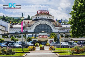 The Casino in Evian by DE CORDIER IMMOBILIER real estate
