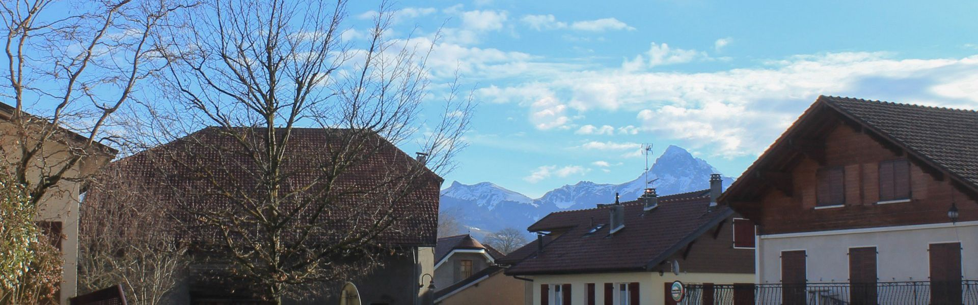 Larringes, pleasant village close to Evian-les-Bains