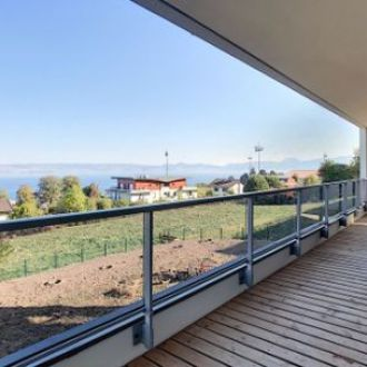 New 2-room apartment SOLD by DE CORDIER IMMOBILIER Evian
