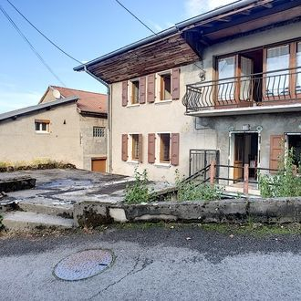 2 village houses SOLD by DECORDIER immobilier Evian