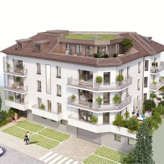 2-room apartment Evian SOLD by DECORDIER immobilier Evian