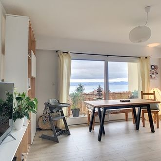 3-room apartment SOLD by DECORDIER immobilier Evian