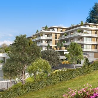 New 3-room apartment SOLD by DECORDIER immobilier Evian