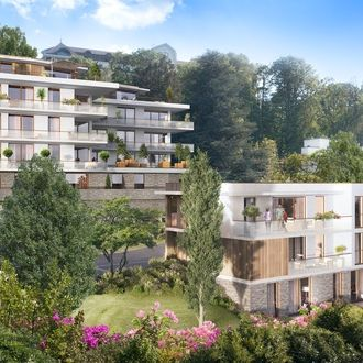 2-room apartment SOLD by DECORDIER immobilier Evian