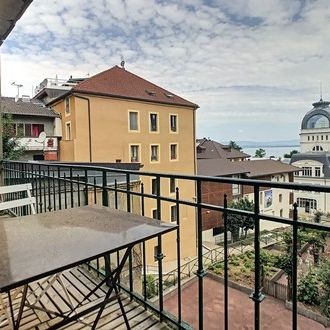2-rooms Evian SOLD by DECORDIER immobilier Evian