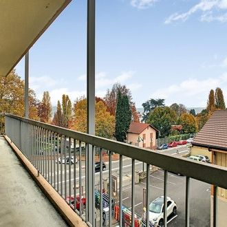 2 BEDROOMS EVIAN SOLD by DECORDIER IMMOBILIER Evian