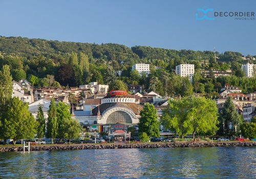 Focus on real estate in Evian-les-Bains